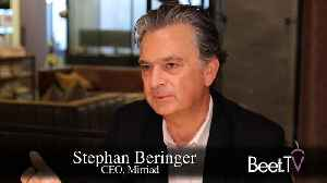 In-Video Brand Insertion Will Soon Be Viewer-Targeted: Mirriad's Beringer [Video]
