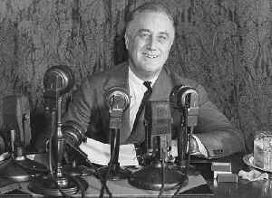 News video: This Day in History: FDR Establishes the Modern Thanksgiving Holiday