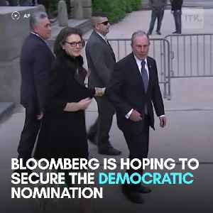 Bloomberg joins the 2020 presidential race [Video]