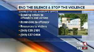 Charlotte County Sheriff works to 'End the Silence' [Video]