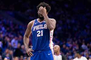 Joel Embiid Gets Mocked by Drake After Being Held Scoreless for First Time [Video]