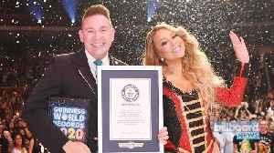 Mariah Carey Sets Three Guinness World Records | Billboard News [Video]