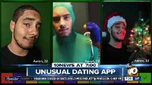 News video: New dating app offers up only 1 man?