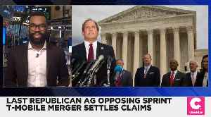 Democratic Attorney Generals Only Ones Left Opposing Sprint, T-Mobile Merger [Video]
