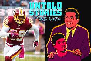 Santana Moss Says Dan Snyder Wanted Him to Play Through Injury | Untold Stories [Video]