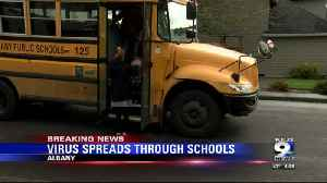 Albany Schools cancel all classes for rest of week [Video]