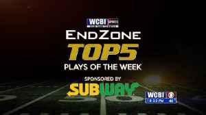 #WCBI Top Five Plays -- Week 14 [Video]