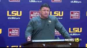 News video: LSU Prepares for Texas A&M