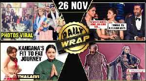 Kangana Consumes HORMONE PILLS, Deepika Confirms Alia's WEDDING, Ranbir Alia In Manali | Top 10 News [Video]