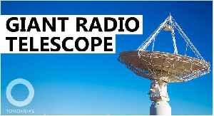 World's biggest radio telescope planned for Australia & S. Africa [Video]