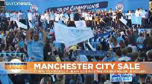 Manchester City seal 'record-breaking' investment deal with Silver Lake [Video]