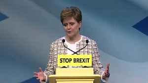 Sturgeon warns of worse to come under 'dangerous' Johnson [Video]