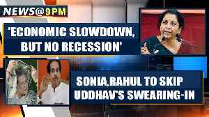 #MahaDrama: Sonia Gandhi and Rahul Gandhi to skip Uddhav's swearing tomorrow |OneIndia News [Video]