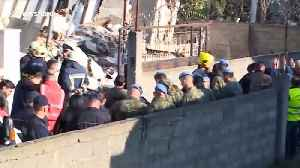 Rescuers continue searching for survivors after earthquake hits Albania [Video]