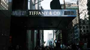 LVMH Reaches Deal To Acquire Tiffany & Co. For $16.2 Billion [Video]