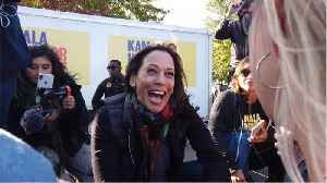 News video: New Poll Disastrous For harris