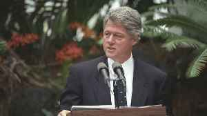 A Look Back At The Impeachment Of President Bill Clinton [Video]