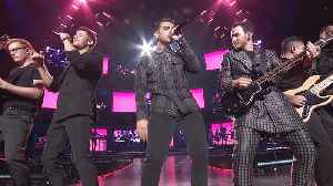 News video: Jonas Brothers Perform 'Only Human' Live at the 2019 AMAs