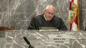 WEB EXTRA: Ex-Hallandale Beach Mayor Joy Cooper's Emotional Reaction To Not Guilty Verdict [Video]