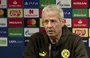 Dortmund prepare for Champions showdown against Barcelona [Video]