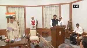 Devendra Fadnavis resigns as Chief Minister of Maharashtra [Video]