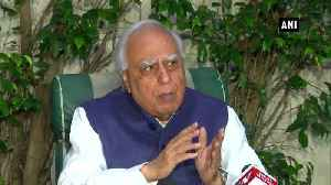 Maharashtra Governor was working on HM Shah's instructions Kapil Sibal [Video]
