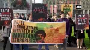 Mumbai terror attacks PoK activists protest against Pakistan [Video]