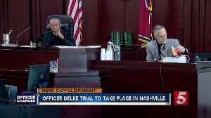 Trial of Metro Police officer charged with murder to be held in Nashville [Video]
