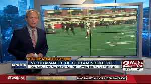 News video: Oklahoma's Playoff Path clears as Sooners, Baylor move up in CFP Rankings