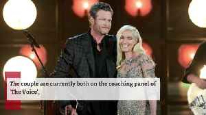 News video: Blake Shelton could propose to Gwen Stefani soon