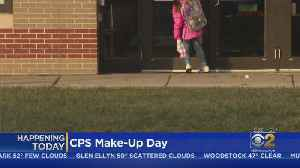 Many CPS Teachers Expected To Miss Class On First Of Five Make-Up Days [Video]