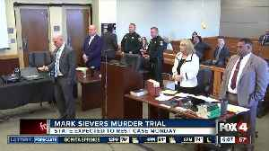 Timeline of remainder of Mark Sievers trial coming into focus [Video]