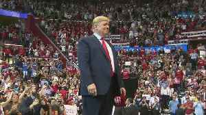 News video: Trump Rallies In Florida As House Moves To Next Phase Of Impeachment Proceedings