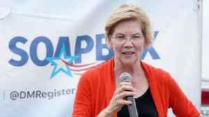 News video: Warren Tanking In New Poll