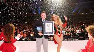 Mariah Carey's Christmas song earns her three new Guiness Records [Video]