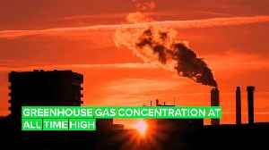 A new study shows how bad greenhouse gas concentrations got in 2018 [Video]