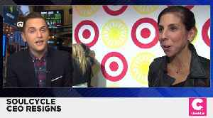 SoulCycle CEO Will Step Down [Video]