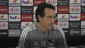 Emery only focused on Frankfurt despite job speculation [Video]