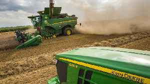 Here's John Deere's Silver Lining For Earnings [Video]