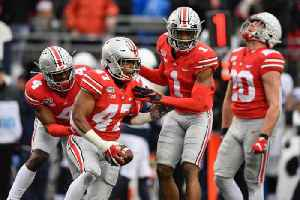 News video: Ohio State Jumps LSU for No. 1 in Latest College Football Playoff Rankings