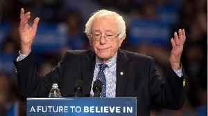 News video: Why Can't Bernie Capture Top Spot?