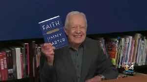 Former Presiden Jimmy Carter Leaves Hospital [Video]