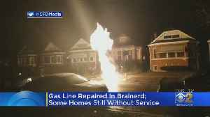 Gas Leak Repaired In Brainerd, Crews Work To Restore Service [Video]