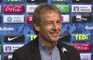 Klinsmann takes over at Germany's struggling Hertha [Video]