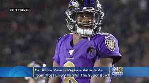 Ravens Deemed 'Mostly Likely To Win The Super Bowl,' Per Simulated Projections [Video]