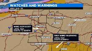 Reporter Update: Ray Petelin - Afternoon Forecast 11/27 [Video]