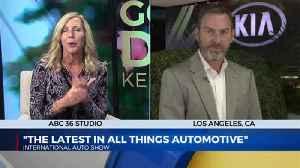 LA Auto Show [Video]