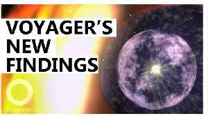 Voyager 2 probes outer limits of the solar system [Video]