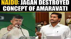 Chandrababu Naidu slams Andhra CM Jaganmohan Reddy | OneIndia News [Video]