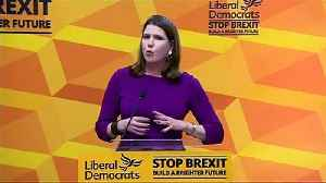 Swinson: 'Entitled' Johnson is 'unfit' to be Prime Minister [Video]